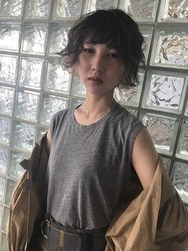 シーク(seek)【seek 菜月】インナーカラーショート【長野 松本】