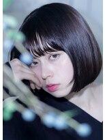オゥルージュミュゼ(Aurouge)【aurouge musee 柳瀬香里】ツヤ髪×美フォルムボブ