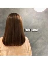 ヘア ストア リタイム(hair store Re-Time)髪質改善トリートメント