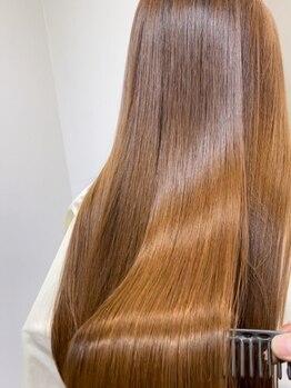 ビコ ヒビ(bico hibi)の写真/今までにない毛髪内部へアプローチできる『最高補修率』 美容業界最新のBYKARTEトリートメント取扱いサロン