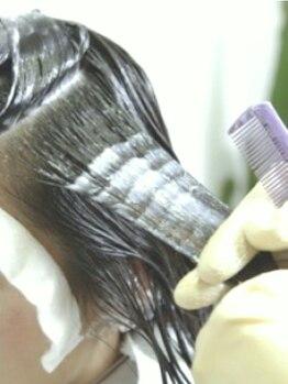 ライフゴーズオン 昭島店(Life goes on)の写真/どんなに綺麗にパーマが掛かっていても、綺麗な色に染まっていても元の髪が傷んでいたらキレイじゃない!!