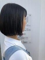 リゾートフォーヘアー 嵯峨店(ReSORT FOR HAIR)ミニボブ