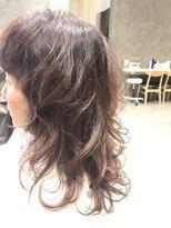 ヘアーアンドビューティーショップ エボルティー(hair&beauty shop EvoLuty)マッシュウルフ