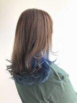 ヘアメイク オブジェ(hair make objet)inner Blue☆★KAI☆★