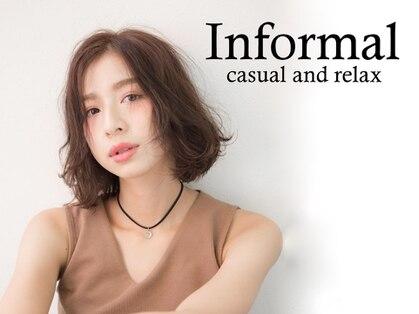 インフォーマル(Informal)の写真
