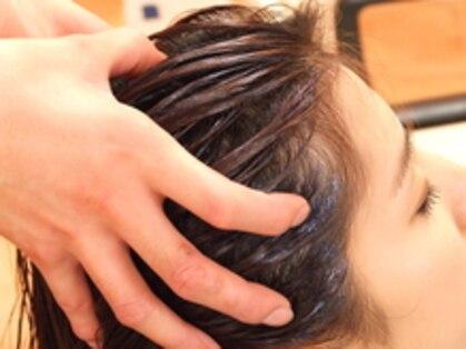 ヘアーメイク ピュア(hair make Pure)の写真