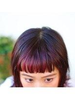 リーフ ヘア(Lief hair)FUSIONIST ローズ