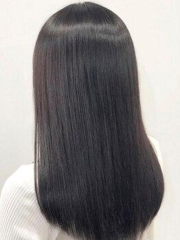 スカイ 塚口(Sky)の写真/【月曜営業/阪急塚口すぐ】《cut+TOKIOトリートメント(ホームケア付)¥6000》髪の内部から潤う美髪へ導く!