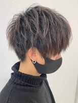 ローグヘアー 板橋AEON店(Rogue HAIR)【 ルーズな束間 】ウルフテイストな重めマッシュスタイル
