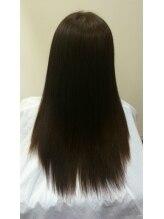 ヘアー コパン(Hair Copan)サラサラ ストレートパーマとチョコレートカラーリング♪