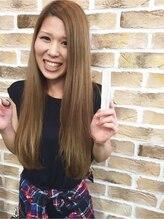 ヘア サルーン マイア 町田駅店(hair saloon maia)あさ
