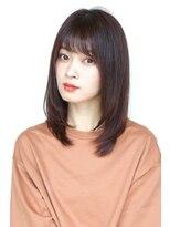 ソレイユ(Soleil)Soleil菊地<キレイなお姉さんのサラツヤストレート>