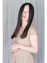 カータヘアルム(karta hair rum)【karta】美しい艶髪ストレートヘア