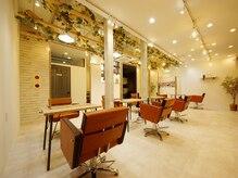 アグ ヘアー ウィル 香里園店(Agu hair will)の雰囲気(こだわり抜かれた空間で、贅沢なサロンtime。)