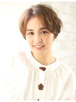 ジョエミバイアンアミ(joemi by Un ami)【joemi 新宿】小顔カット 大人ショート ボリュームUP(大島幸司)