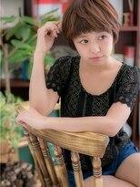 *+COVER HAIR+*…元気印の★眉見せマッシュc