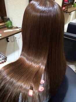 アストリッド(Astrid)の写真/☆ツヤ感☆と☆質感☆がGOOD!!新しく取り入れたオリジナル修復型トリートメントでうるツヤ髪が叶う♪