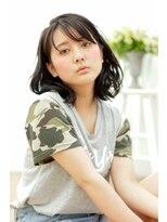 ソフトヘアカッターズ(soft HAIR CUTTERS)☆ナチュラル元気セミディ☆