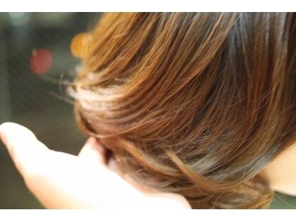 レレ ヘアー(LeLe hair)の写真