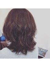 ストーリーヘアアンドケア (Story hair&care)ゆるふわくびれパーマで大人女子力アップ