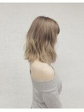 トリプルエイチ(HHH for hair)アッシュベージュ☆グラデーション