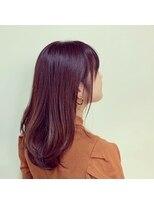 カイル (KAIL)【仙台東口美容室KAIL】 ラベージュ  人気のデザインカラー