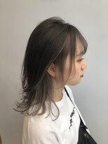 【rocks】ウルフカット インナーカラー モテ髪