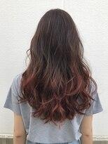 ポッシュ 原宿店(HAIR&MAKE POSH)外国人風カッパーブラウン