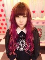 キャンディーシロップ(Candye Syrup)ピンク&パープル
