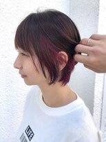 ドォート(Dote hair make)【林's】小顔インナーショート