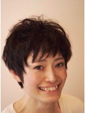 マウロア ヘアーサロン(Mauloa hair salon)☆コットンベリーショート☆【マウロア横浜店】