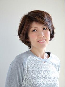 髪型:髪型 小顔効果-beauty.hotpepper.jp