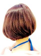 ヘアーデザインエスケープラス(HairDesign SK Plus)earlysummerBob
