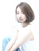 """""""☆FLUX☆クセを活かして ゆる無造作ボブ"""""""