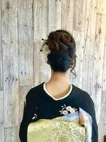 ヘアースペース ムーン(Hair Space MOON)イベントや、お祝い事の着付も北区表町のヘアースペースムーンへ