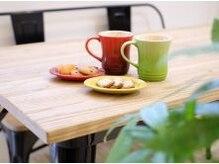 グラム(Gram)の雰囲気(ゆっくり寛げるように、お菓子と本格コーヒーをご提供します♪)