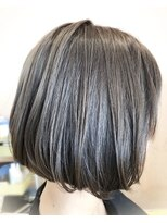 【e-hair 】☆人気色☆大人アッシュグレージュ