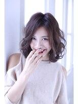 アヴァンス 北花田店(AVANCE)【AVANCE.】大人かわいい小顔セミディ