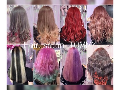 ヘアサロン トミー(Hair salon TOMMY)の写真