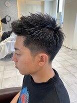 MEN'S HAIR 刈り上げグラデーション