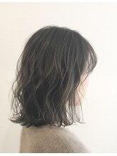 ウォールヘアー(Wall hair)ミルクティーグレージュ