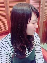 ヘア ドレッシング ステラ(Hair Dressing Stella)long parm