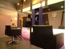 ヘアーアンドメイク スワロウテイル(hair&make swallowtail)の雰囲気(2席+1席のみ個室空間のプライベートヘアサロン♪)