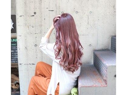 ヘアスタジオ トランク(Hair Studio TRUNK)の写真