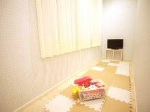 ヘアーサロン リアン 熊谷2号店(hair salon Rien)の雰囲気(キッズスペースあり☆ママにも嬉しいサロン。)