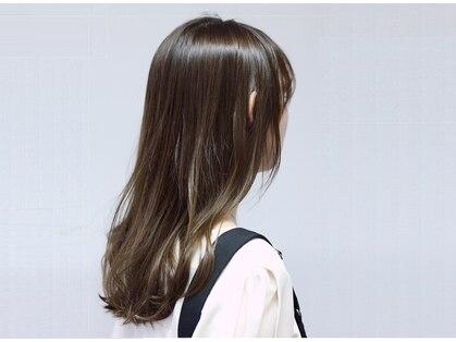 ヘアメイク リザ(hair make Liza)の写真