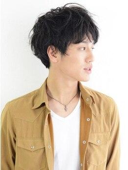 アース 東神奈川店(HAIR & MAKE EARTH)の写真/気軽に行けて似合うStyleを提案してくれる♪「扱い易さが違う」と好評のカットで毎日のスタイル作りも楽々