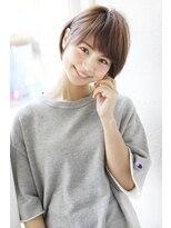 【Un ami】《増永剛大》10代~40代に人気の小顔ショートボブ☆