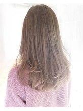 ヘアメイク ノワール(hair make noir)透明感◎カラー