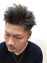 【Reginavita栄】刈り上げツーブロックネープレス by早川